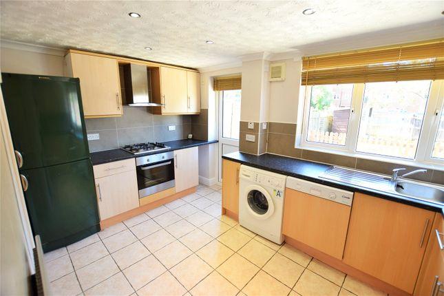 Thumbnail Terraced house to rent in Basemoors, Bracknell, Berkshire