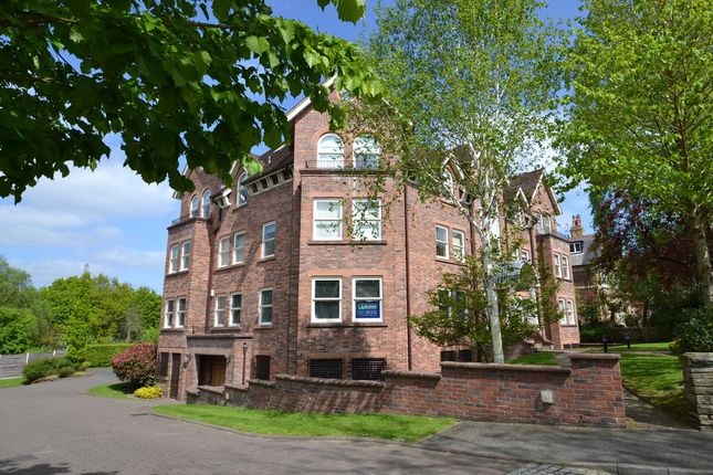 Thumbnail Flat for sale in Hawthorn Lane, Wilmslow