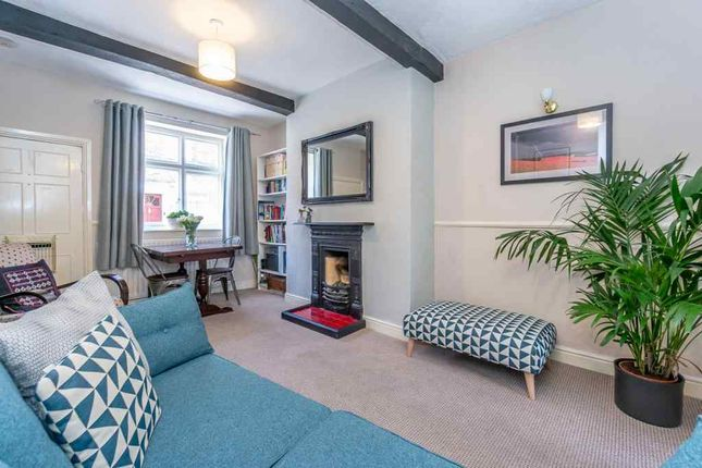 Thumbnail End terrace house for sale in Long Row, Shrewsbury