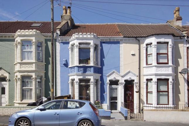 Thumbnail Terraced house for sale in Devon Road, Bristol