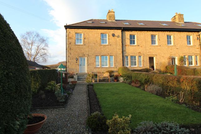 Thumbnail End terrace house for sale in Butt Bank, Hexham