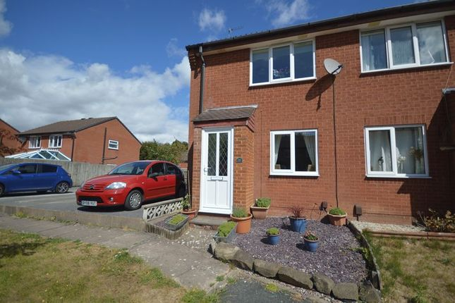 Thumbnail Terraced house for sale in Willetts Way, Dawley, Telford