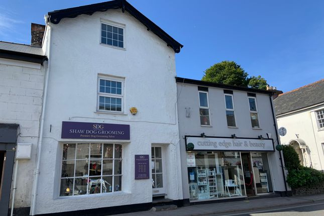 Thumbnail Retail premises for sale in Mill Street, Ottery St Mary