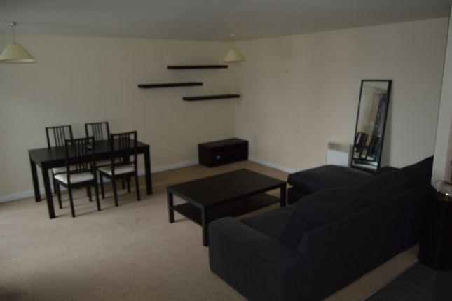 Lounge of Foundry Court, Mill Street, Slough, Berkshire. SL2
