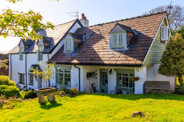 Thumbnail Detached house for sale in Llandegveth, Monmouthshire