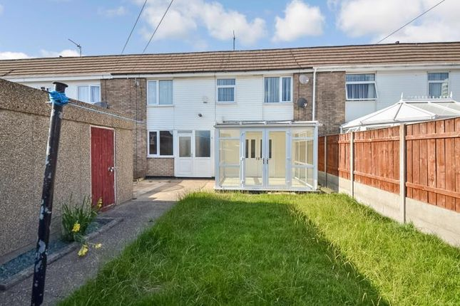 3 bed terraced house to rent in Ashworthy Close, Bransholme, Hull HU7