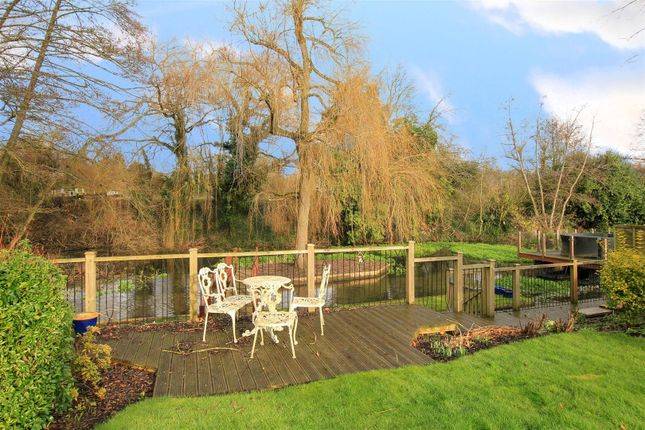 Decking And Island