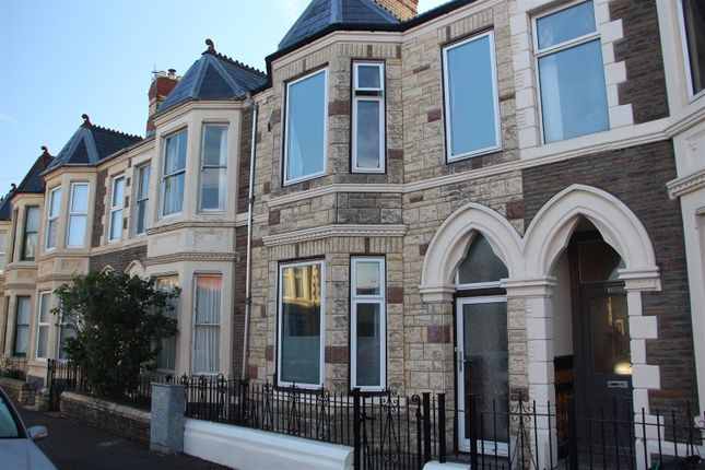Thumbnail Terraced house for sale in Pen-Y-Wain Place, Roath, Cardiff