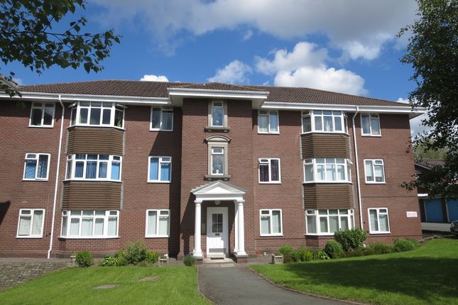 Thumbnail Flat for sale in St Pauls Court, Congreve Road, Blurton, Stoke-On-Trent
