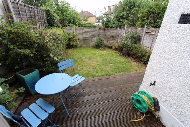 Own Rear Garden of Victoria Road, North Chingford, London E4