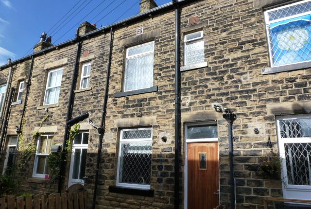 Thumbnail Terraced house to rent in Wesley View, Pudsey, Leeds
