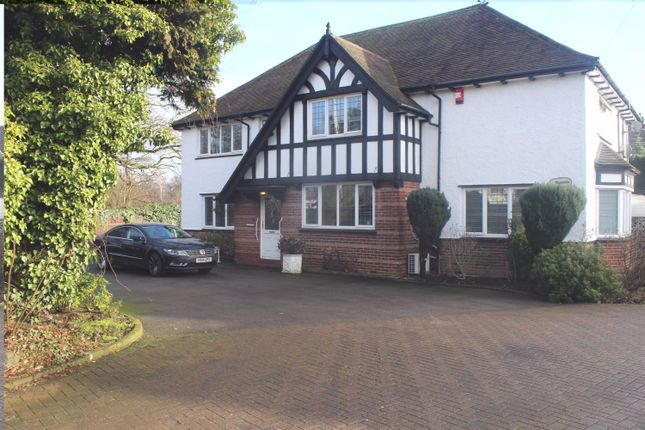 Thumbnail Detached house for sale in Park Road, Uxbridge, Middlesex