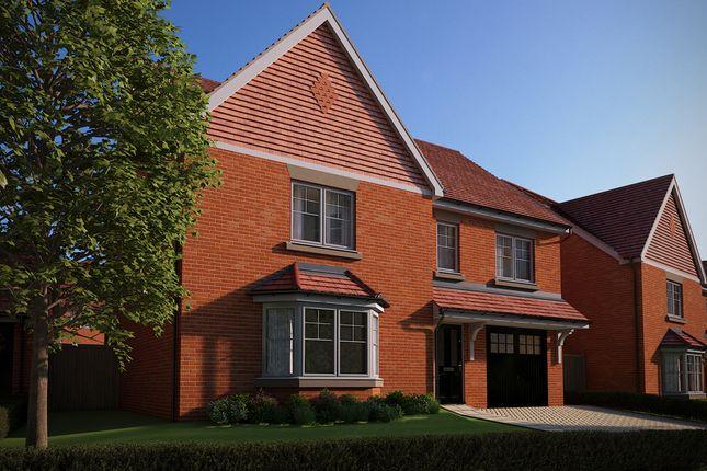 "Thumbnail Detached house for sale in ""The Oak"" at Brimblecombe Close, Wokingham"