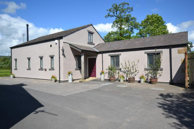 Thumbnail Detached house for sale in Clitheroe Road, Knowle Green, Preston