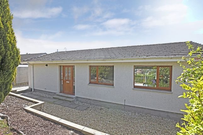 Thumbnail Detached bungalow for sale in 2 Leaderdale Crescent, Earlston