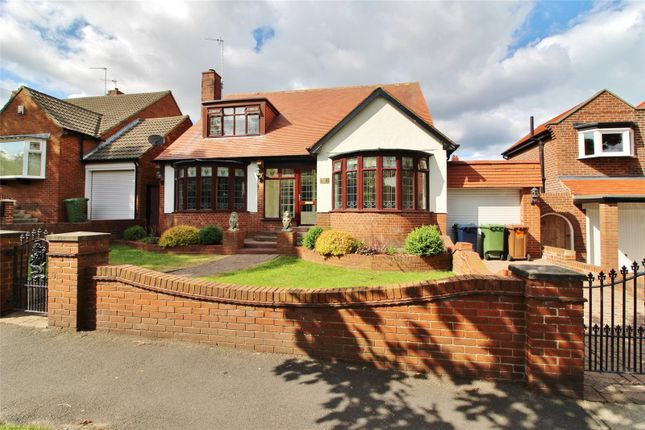 Thumbnail Bungalow for sale in Queen Alexandra Road, Sunderland