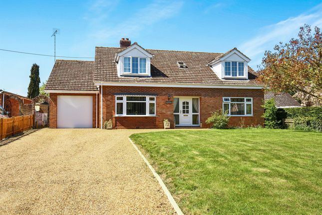 Thumbnail Detached house for sale in Church Road, Yelverton, Norwich