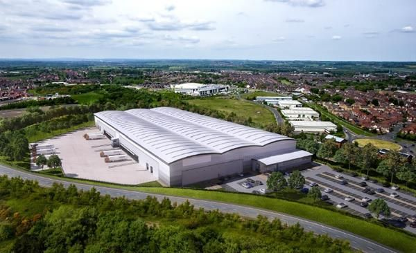 Thumbnail Light industrial for sale in Super G, Whistler Drive, Wakefield