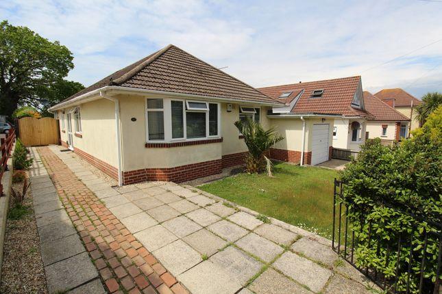 Thumbnail Bungalow for sale in Priestley Road, Wallisdown, Bournemouth