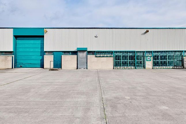 Thumbnail Light industrial to let in Unit 97 & 98, Astmoor Industrial Estate, Chadwick Road, Runcorn