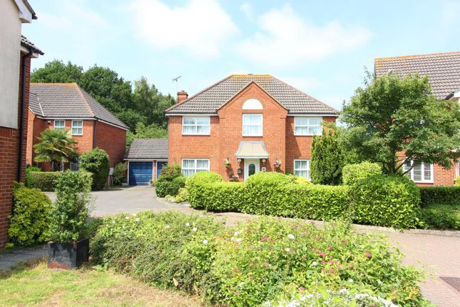 Thumbnail Detached house for sale in Waltham Close, Ashford, Willesborough Lees