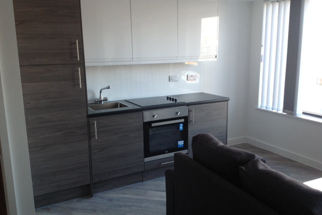 Studio to rent in Parker Street, Liverpool
