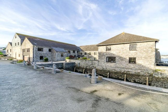 Thumbnail Flat for sale in Carew Wharf, Marine Drive, Torpoint, Cornwall