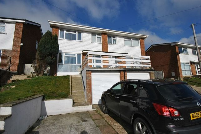 Thumbnail Semi-detached house for sale in Pebsham Lane, Bexhill-On-Sea, East Sussex