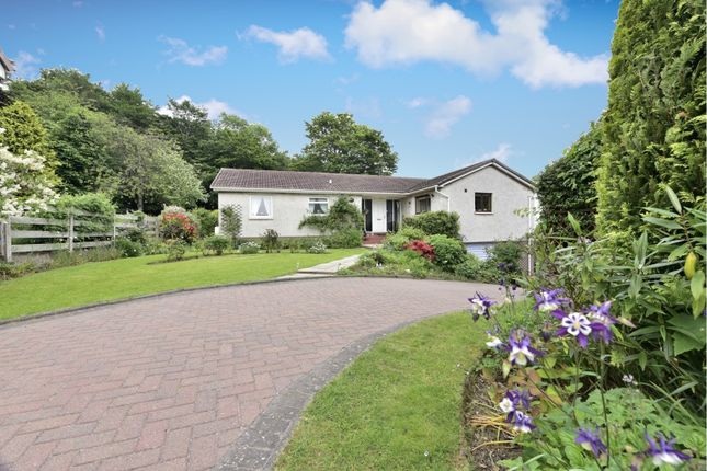Thumbnail Detached bungalow for sale in St. Colme Drive, Dalgety Bay, Dunfermline
