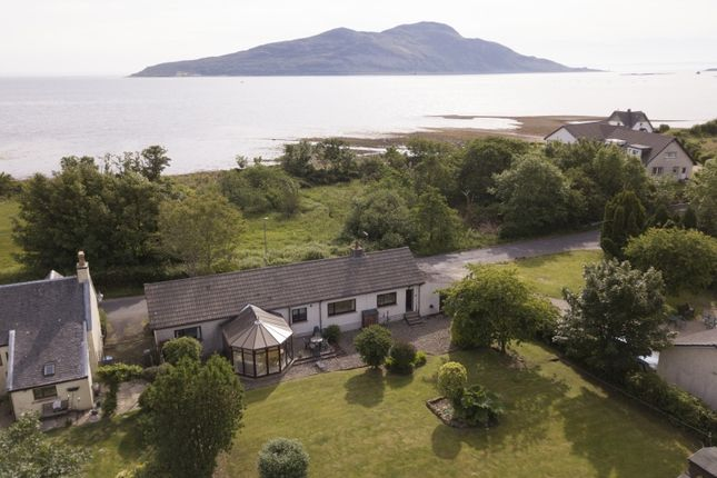 Thumbnail Bungalow for sale in Cordon, By Lamlash, Isle Of Arran, North Ayrshire