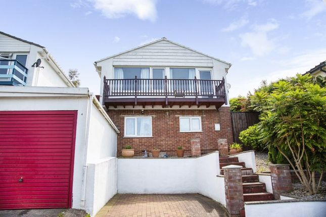 Thumbnail Detached bungalow for sale in Pellew Way, Teignmouth