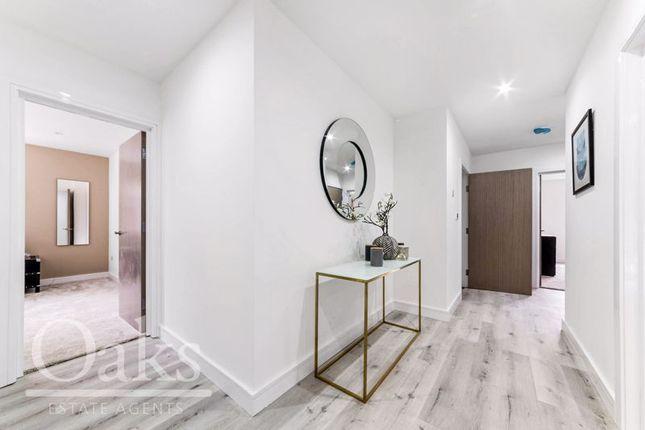 Hallway of Ian Austin Mansions, Harewood Road, South Croydon CR2