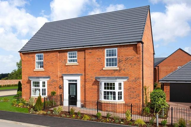"""Thumbnail Detached house for sale in """"Henley"""" at Kingston Way, Market Harborough"""