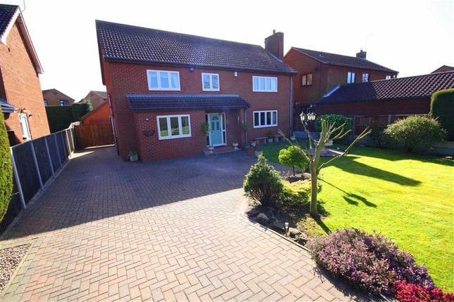 Thumbnail Detached house for sale in Welham Road, Retford, Nottinghamshire