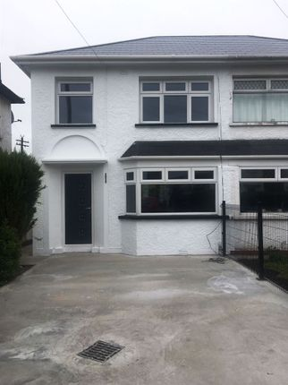 Thumbnail Semi-detached house to rent in Ravenhill Crescent, Ravenhill, Belfast