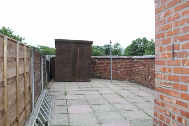 External of Field Bank Grove, Levenshulme, Manchester M19
