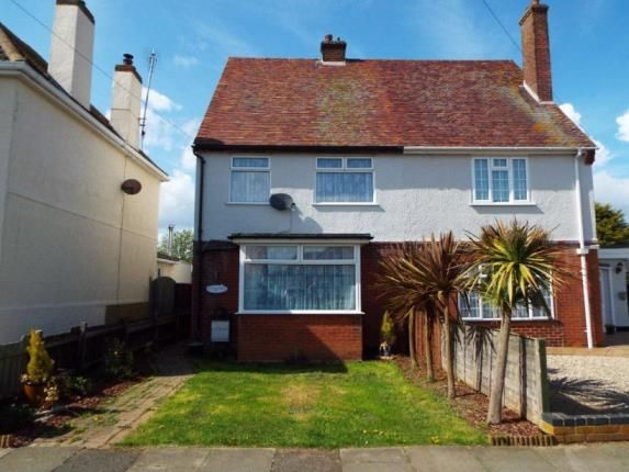 Thumbnail Semi-detached house for sale in Holland On Sea, Clacton On Sea, Essex
