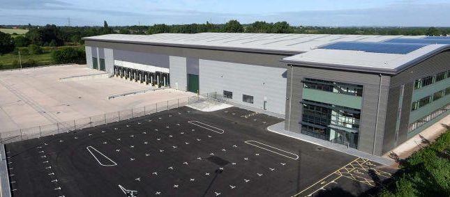 Industrial to let in Jupiter, Watling Street, Cannock