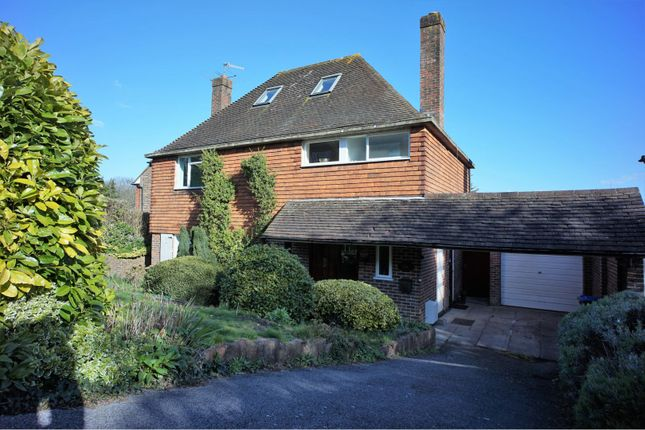 Thumbnail Detached house for sale in Cranedown, Lewes