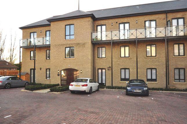 Thumbnail Flat to rent in Davis House, 5 Huguenot Drive, London