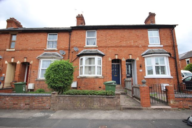 Thumbnail Terraced house for sale in Victoria Avenue, Evesham