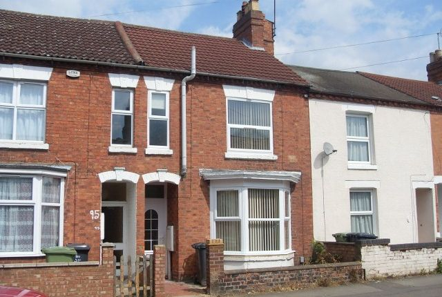 Thumbnail Terraced house to rent in Newcomen Road, Wellingborough