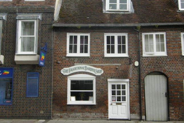 Thumbnail Retail premises to let in The Traditional Barber Shop, 8 East St, Blandford Forum, Dorset