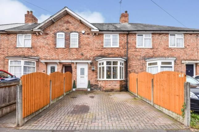 3 bed terraced house for sale in Peckham Road, Kingstanding, Birmingham B44