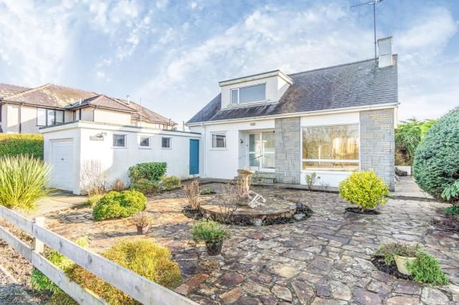 Thumbnail Detached house for sale in Abersoch, Pwllheli, Gwynedd