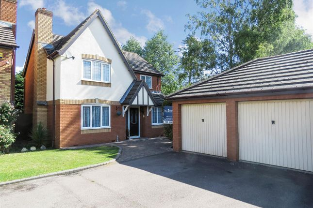 Thumbnail Detached house for sale in The Maltings, Eaton Socon, St. Neots