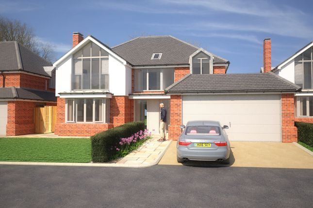 Thumbnail Detached house for sale in Wood Lane, Earlswood, Solihull