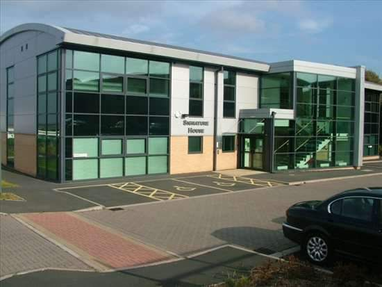 Thumbnail Office to let in Azure Court, Doxford International Business Park, Sunderland