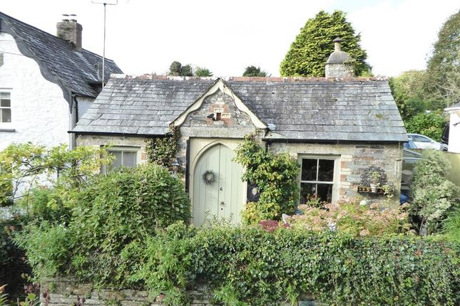 Semi-detached house for sale in Michaelstow, St. Tudy, Bodmin