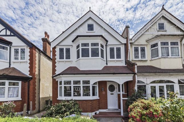 Thumbnail Property to rent in Hilldown Road, London